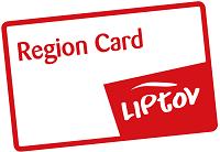 Liptov Region Card