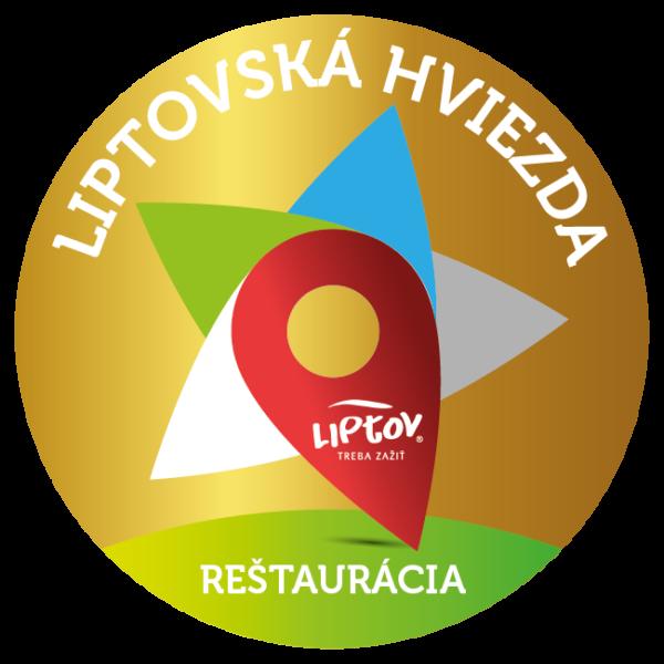 Zlatá Liptovská hviezda 2018 - reštaurácia