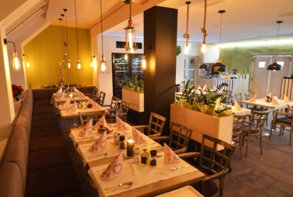 Reštaurácia Villa Betula