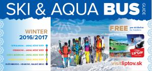Grafikon SKI & AQUA Bus-u 2016 – 2017
