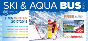 Grafikon SKI & AQUA Bus-u 2017 – 2018