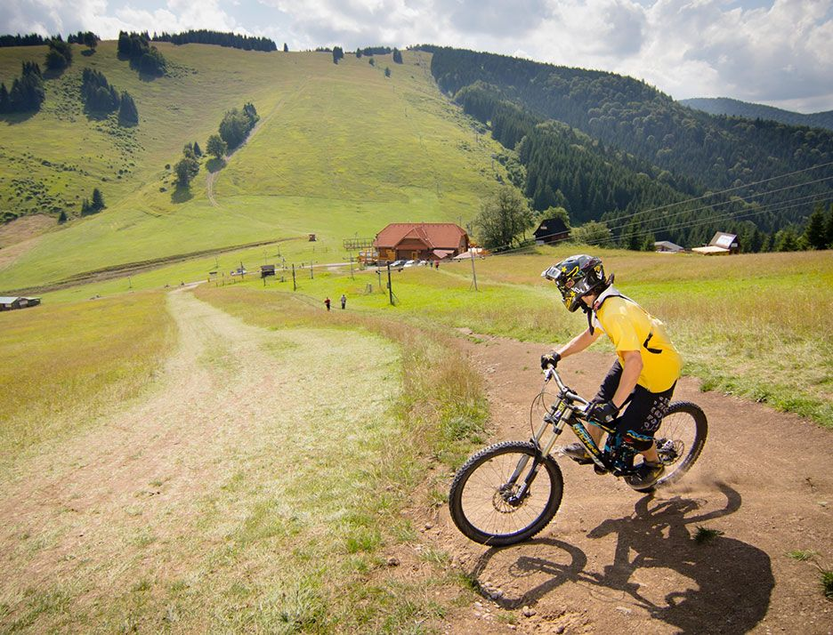 Malino Brdo bike