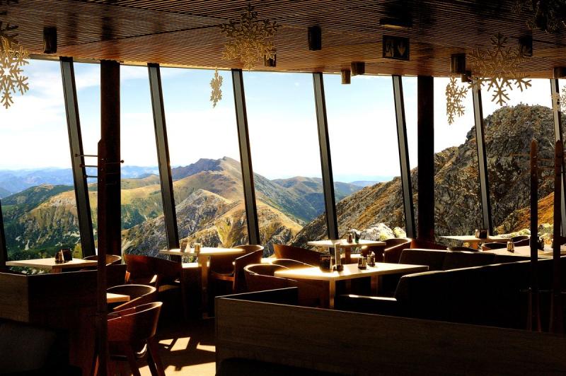 0dd4098d0 Reštaurácia Rotunda na Chopku - Jasná Nízke Tatry