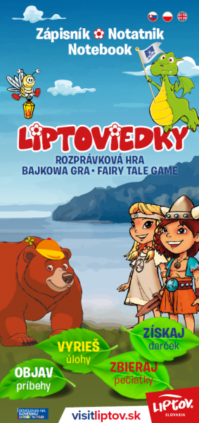 Liptoviedky - Family game in nature