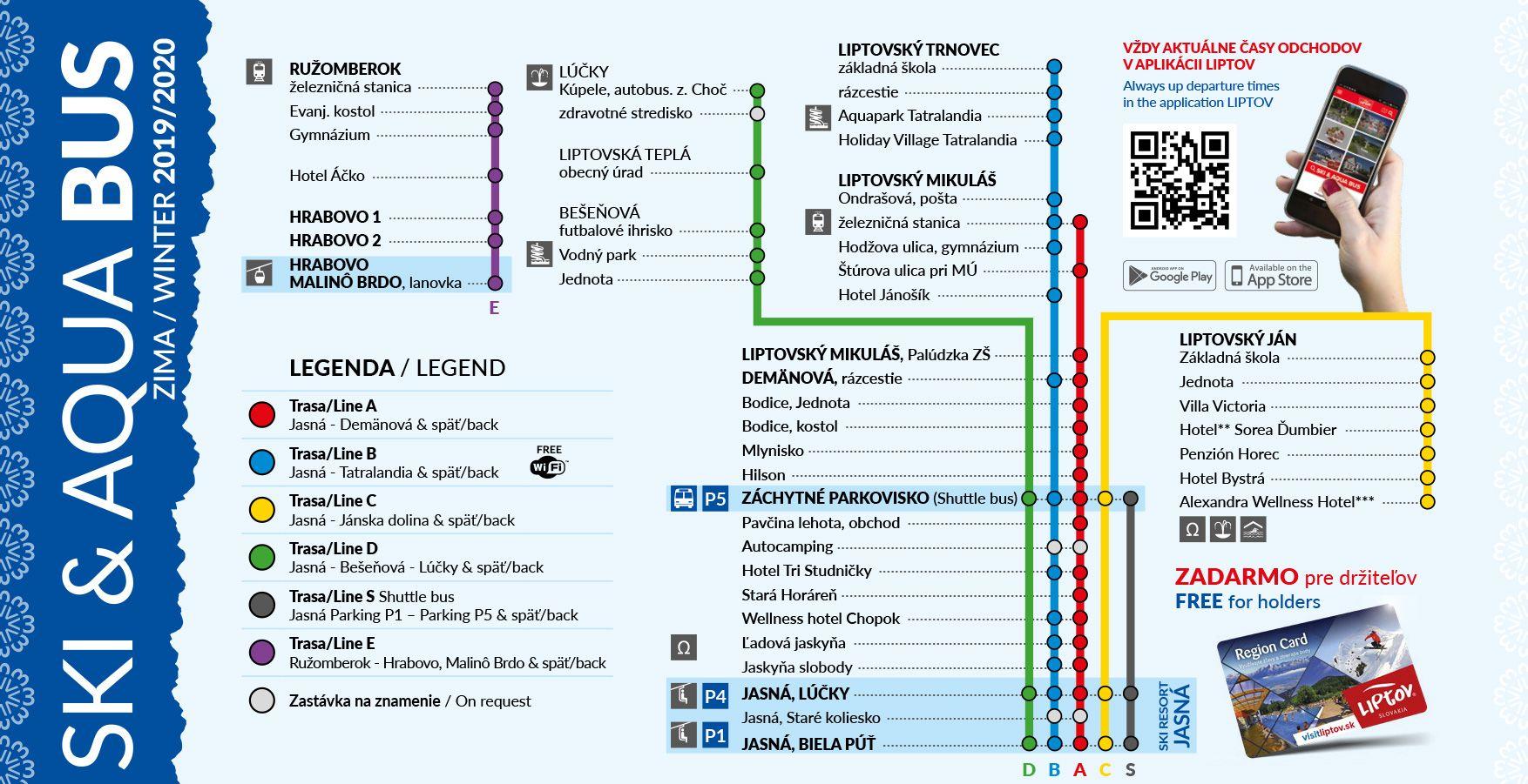 mapa skibus 2019 2020