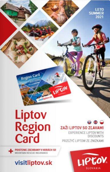 Sprievodca zľavami s LRC LETO 2021  SK – PL - EN platný do 30. 10. 2021